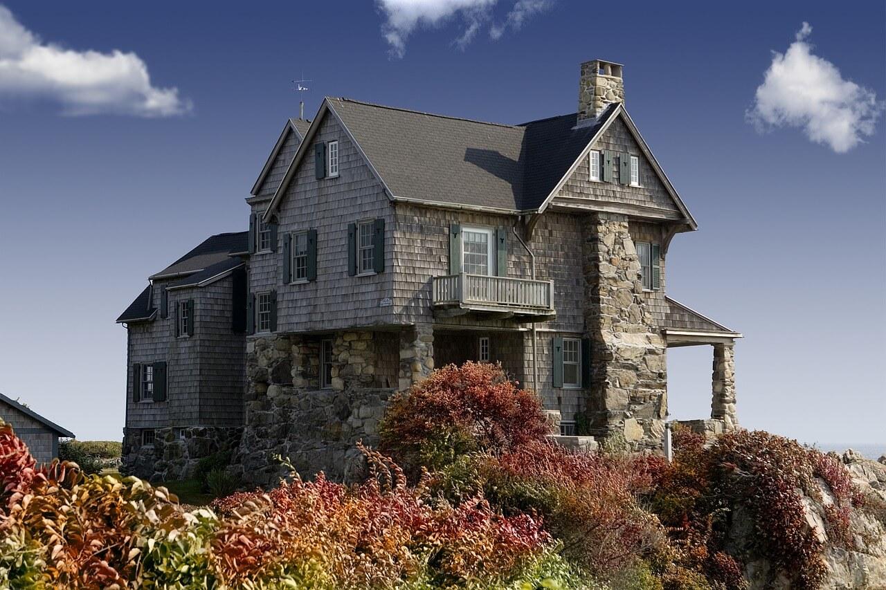借地上の建物のイメージ